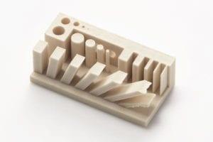 Canon announces development of proprietary ceramic material for 3D printers