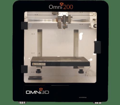Omni200 Omni3D Printer Review