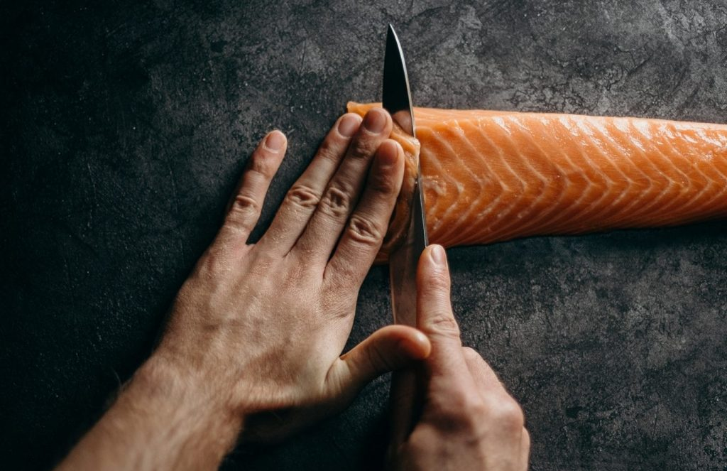World's First 3D-Printed Vegan Salmon to Launch in Austria